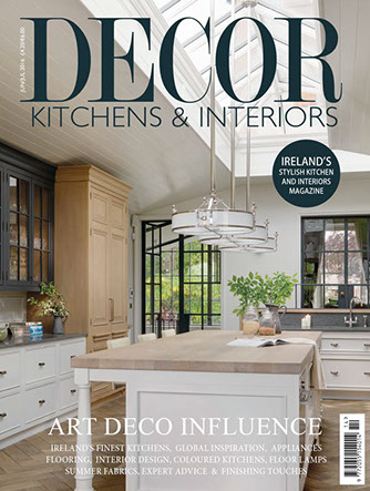 Cover Of Decor Magazine