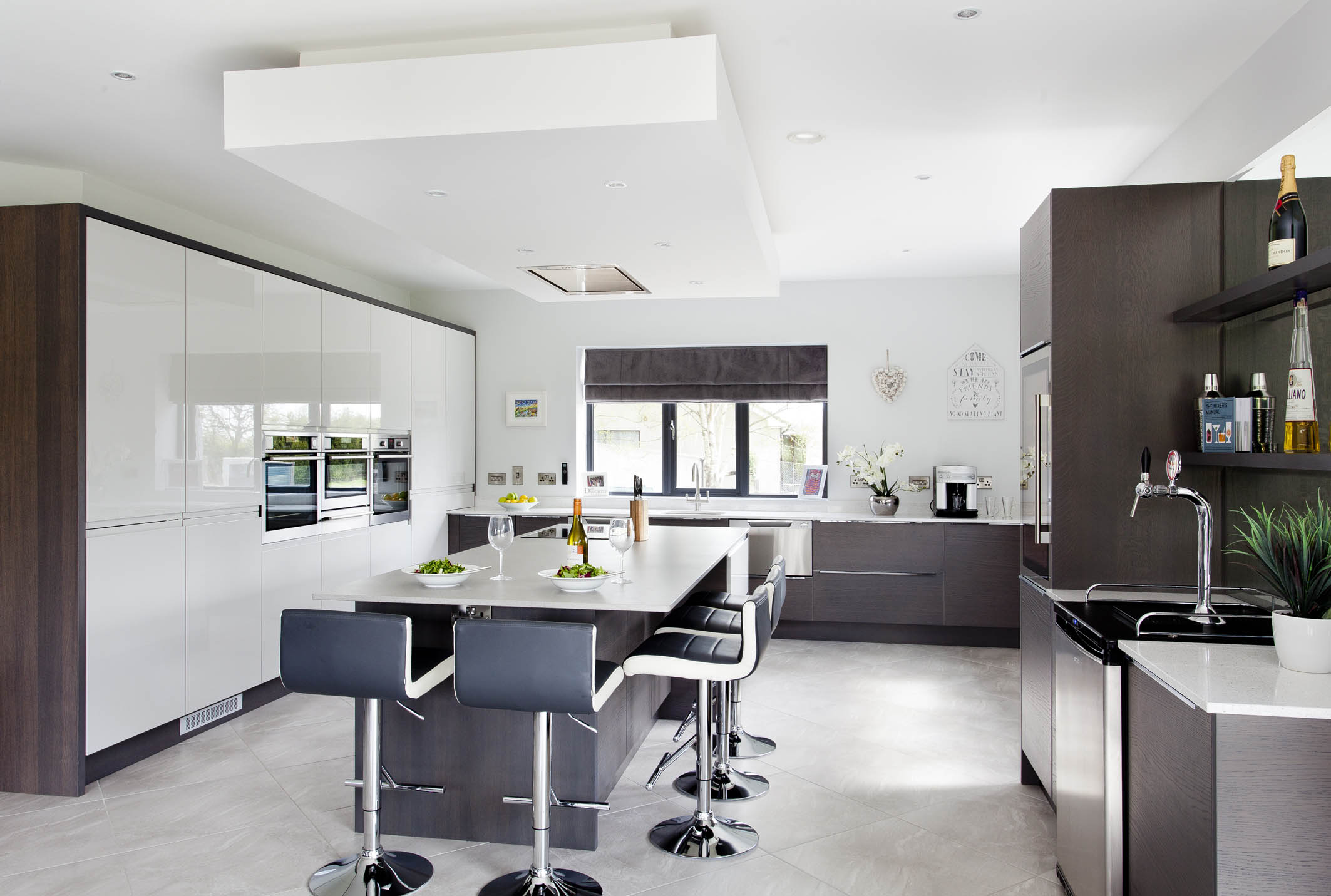 ... Dillons Furniture By Contemporary Collection Bespoke Contemporary  Kitchens ...